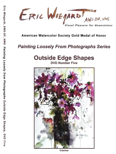 Outside Edge Shapes DVD by Eric Wiegardt AWS-DF, NWS