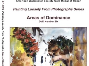 Area of Dominance DVD by Eric Wiegardt AWS-DF, NWS