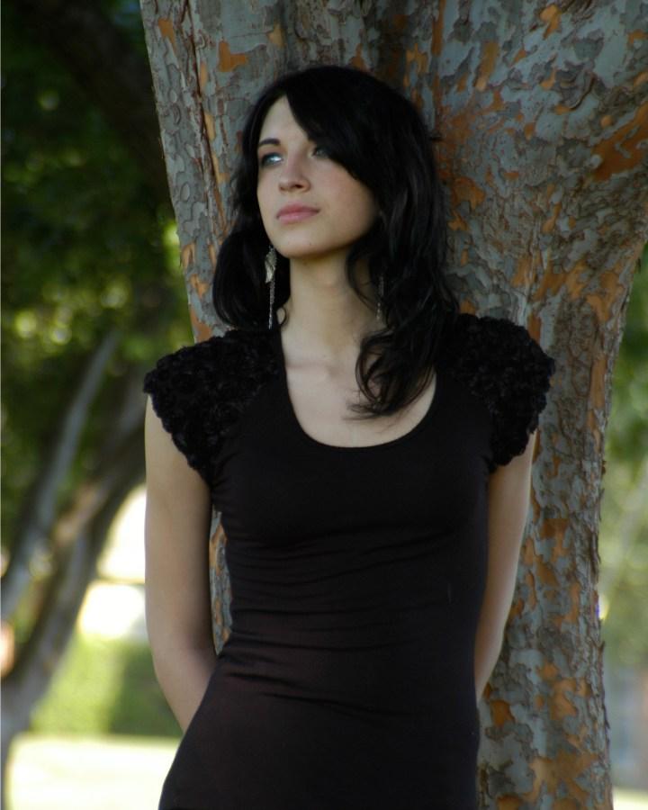 Katie Rain Hill, author, speaker, advocate, model, cool person