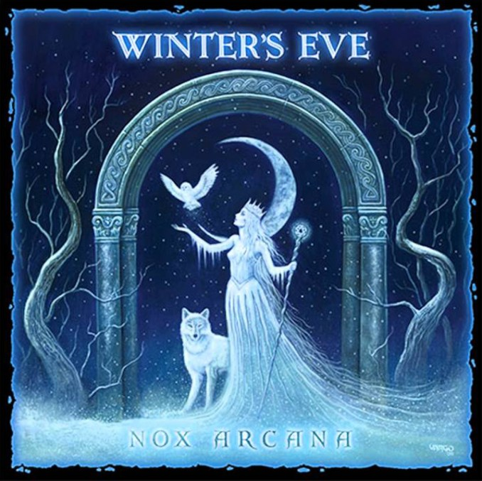 Winter's Eve music Album Cover