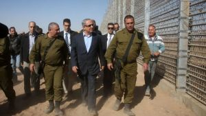 Endangering Israel's security