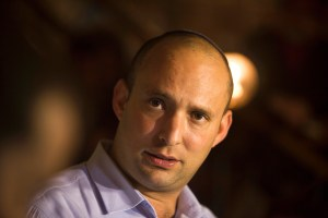Naftali Bennett suggests that in 50 years the American Jewish community will be gone.