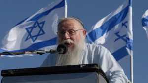 Rabbi: Why Are You Defending Jewish Terrorists?