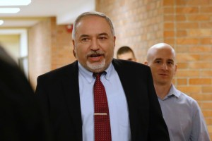 Avigdor Lieberman Champion of Religious Freedom
