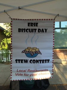 2015 Erie Biscuit Day – Stew Contest Particpants
