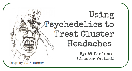 Cluster Headaches and Psychedelics — ERIE 501(c)3