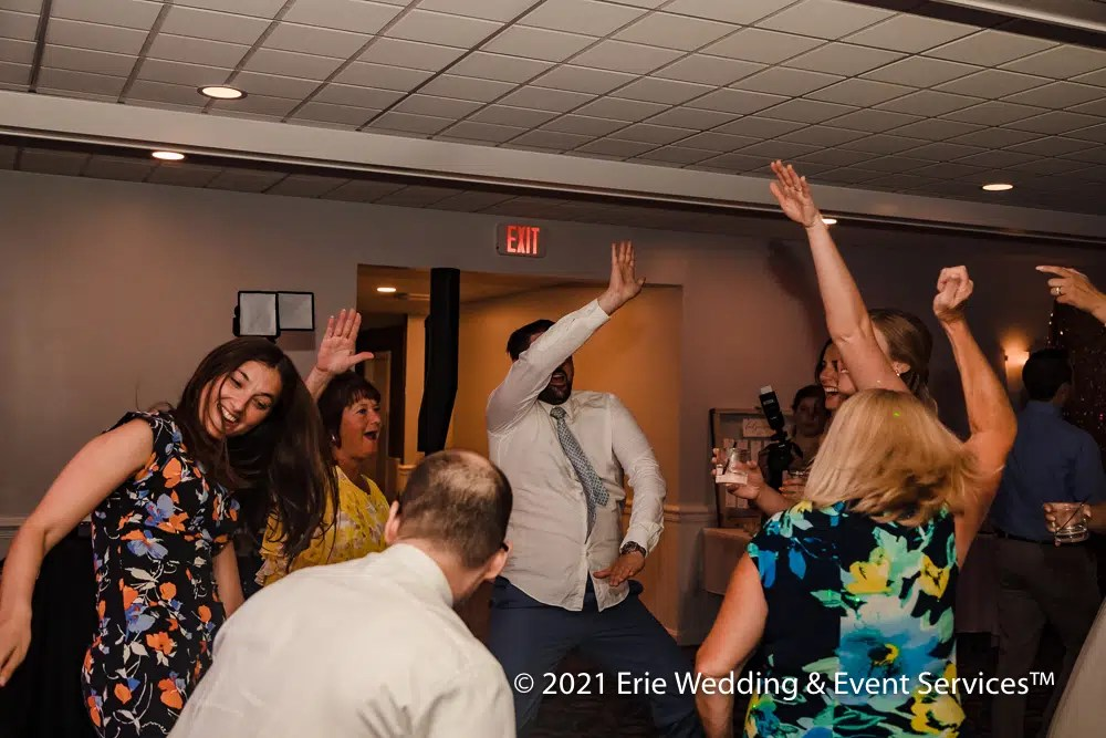 Wedding DJ in Erie Pa
