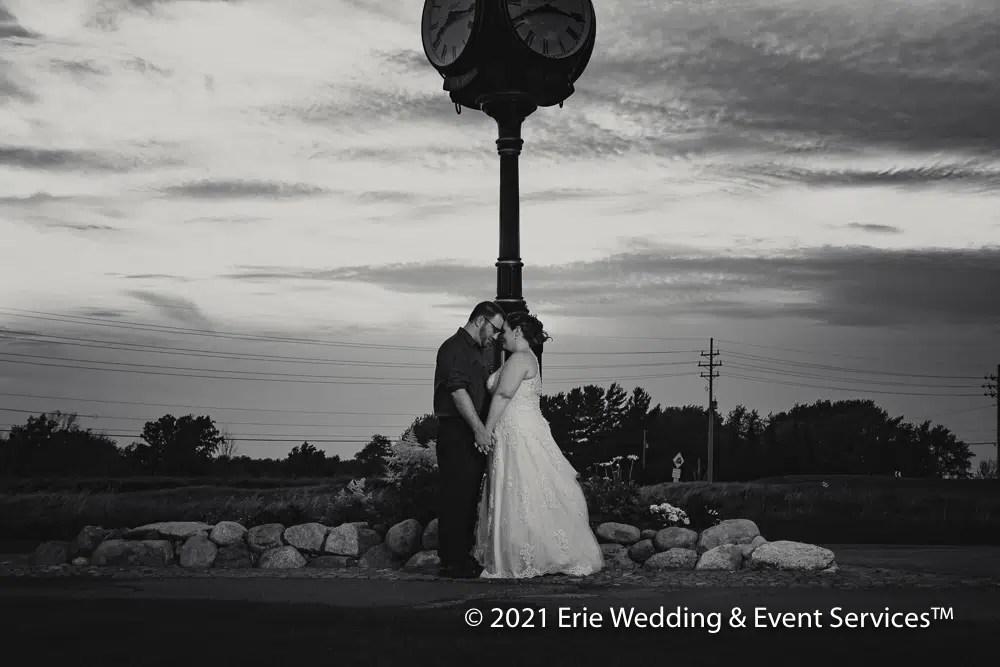 Wedding Photographers Erie Pa