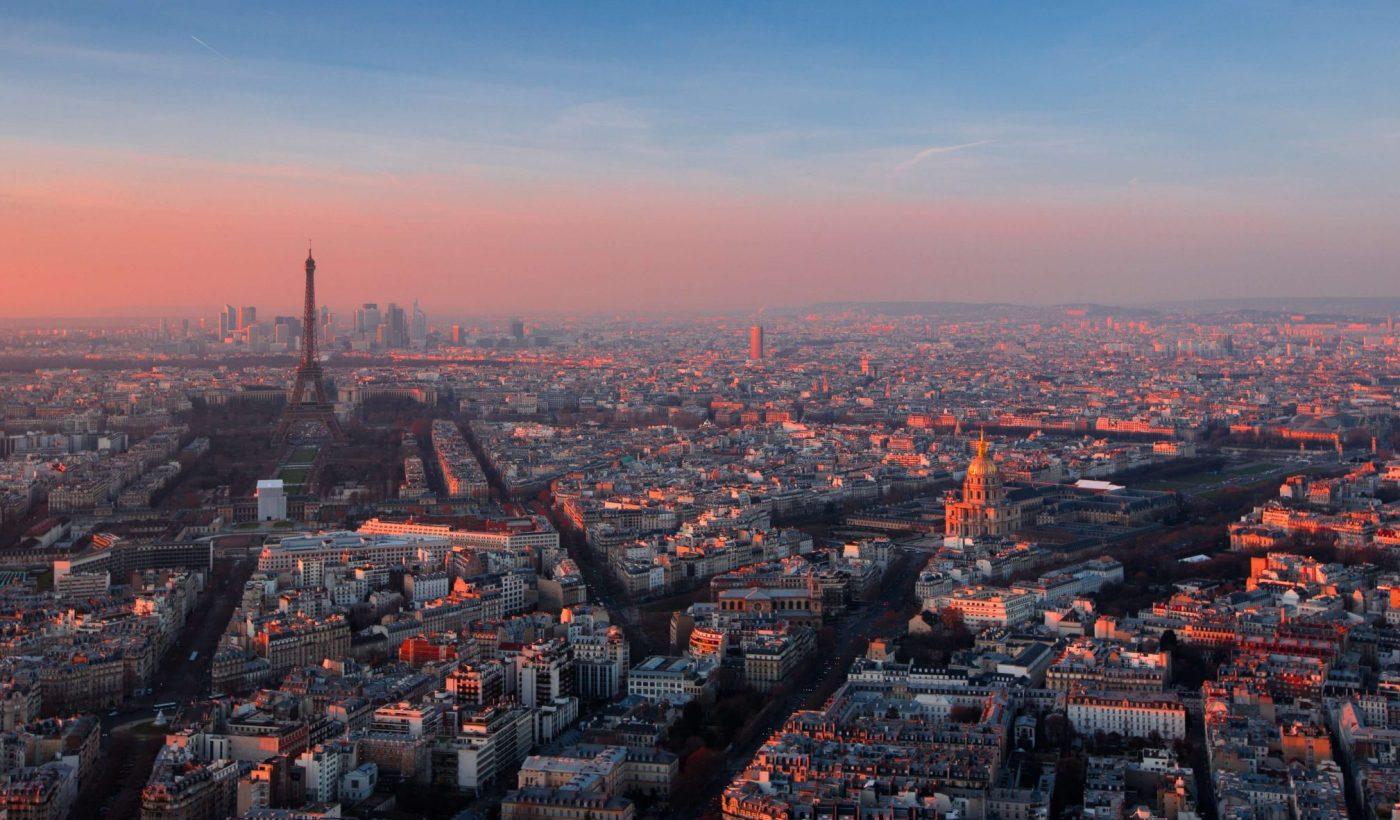 Nos 5 plus beaux projets timelapse en Ile de France