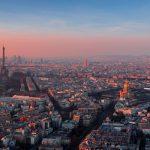Paris vue du ciel - 5 plus beaux projets timelapse en Ile de France