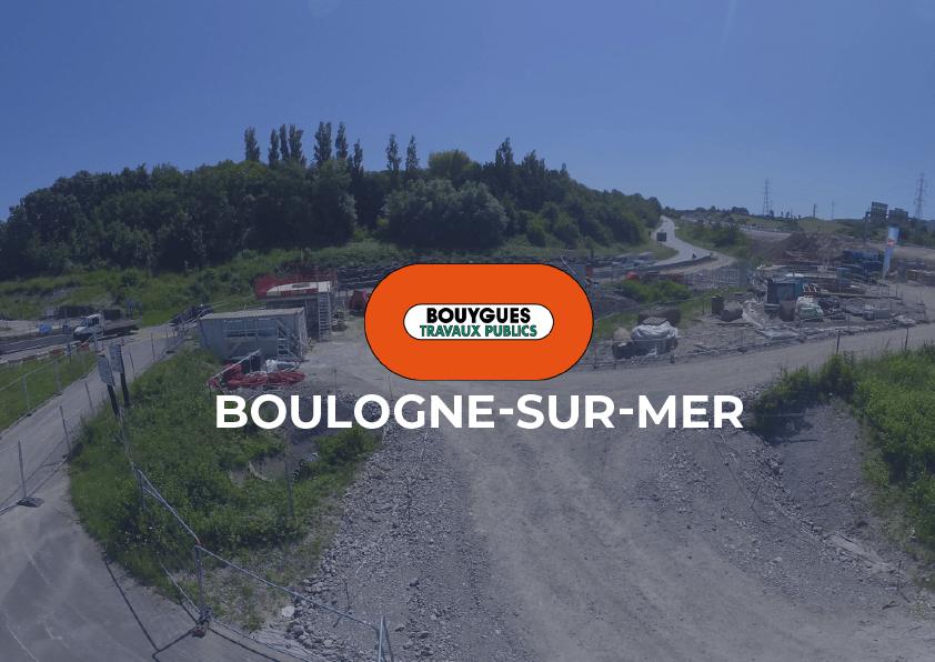 Bouygues TP – Boulogne sur Mer