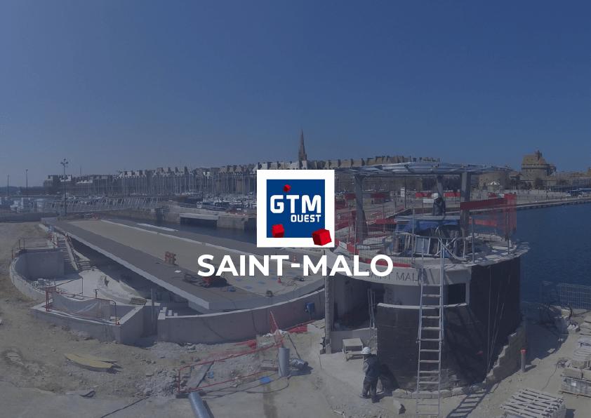 GTM – Saint Malo