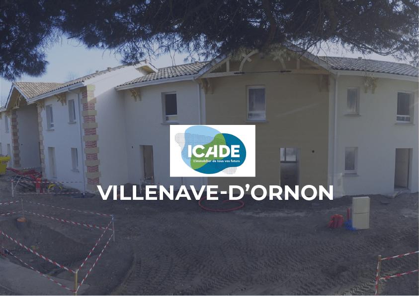 Icade – Villenave d'Ornon