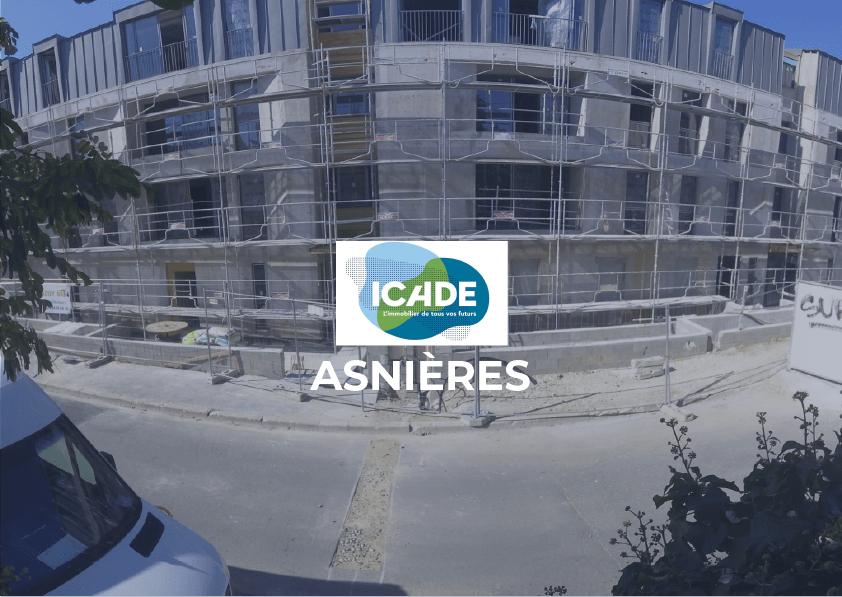 Icade – Asnières