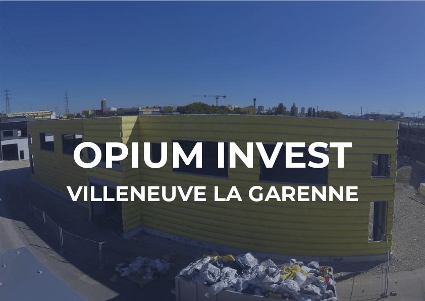 Opium Invest – Villeneuve la Garenne