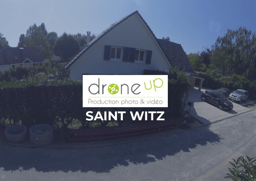 Drone up – Saint Witz