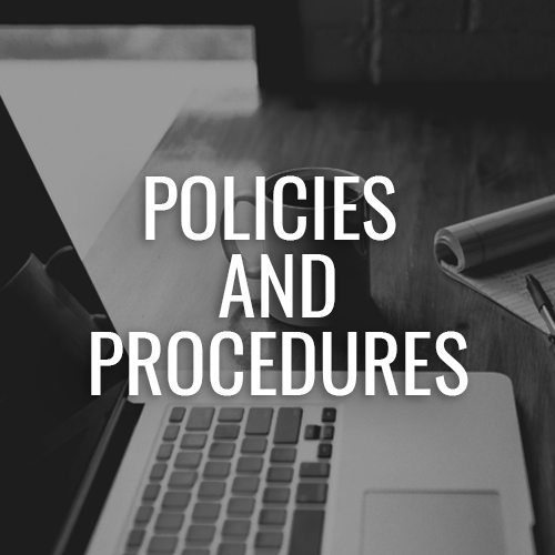 polices and procedures for aged care and home care