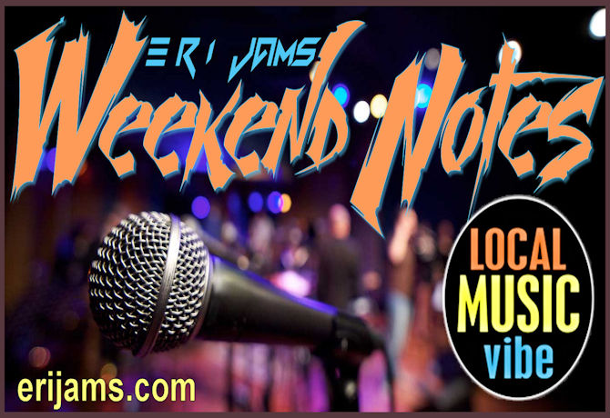 Weekend Notes Ad