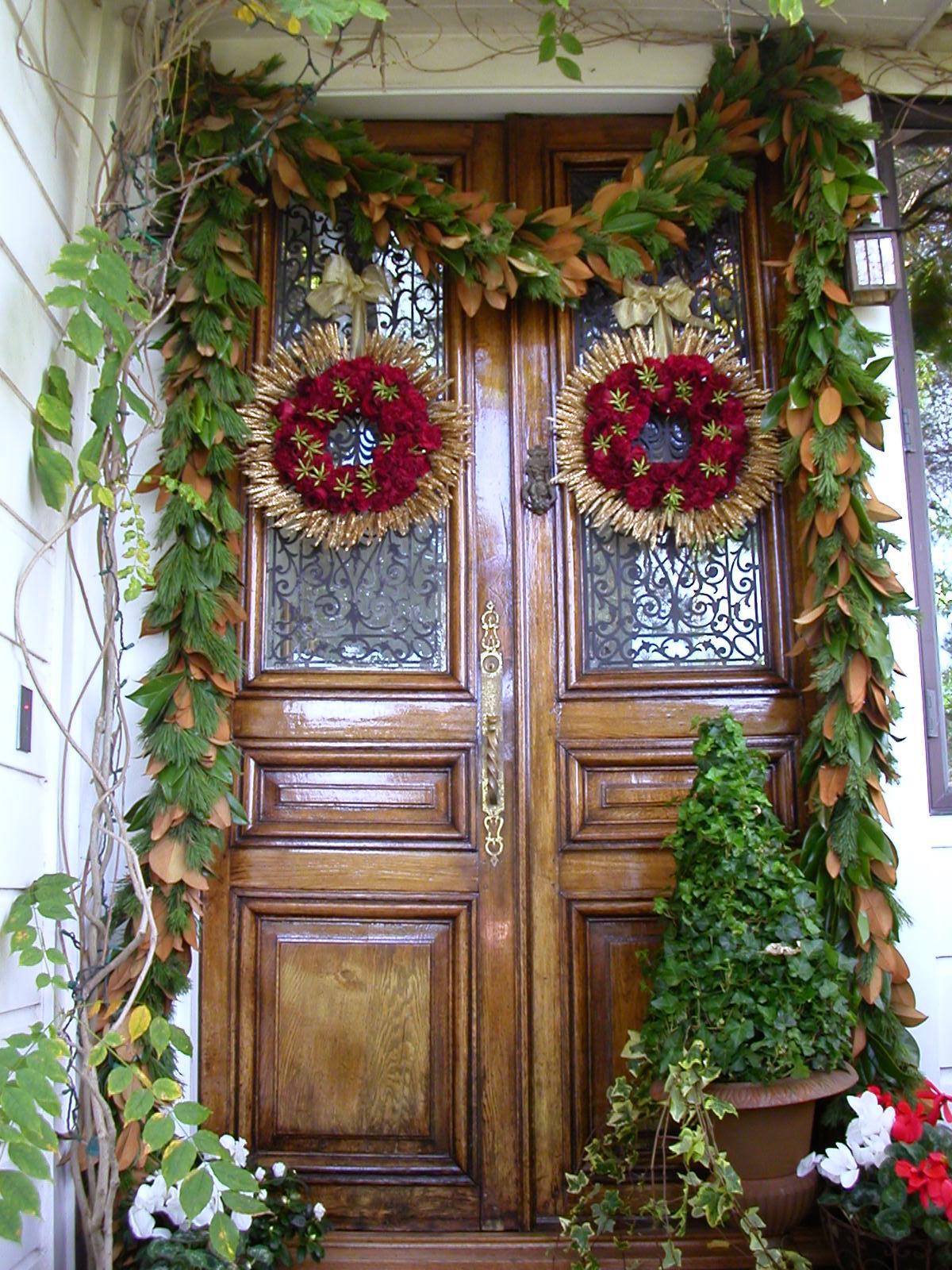 Erika Anderson Designs holiday florals