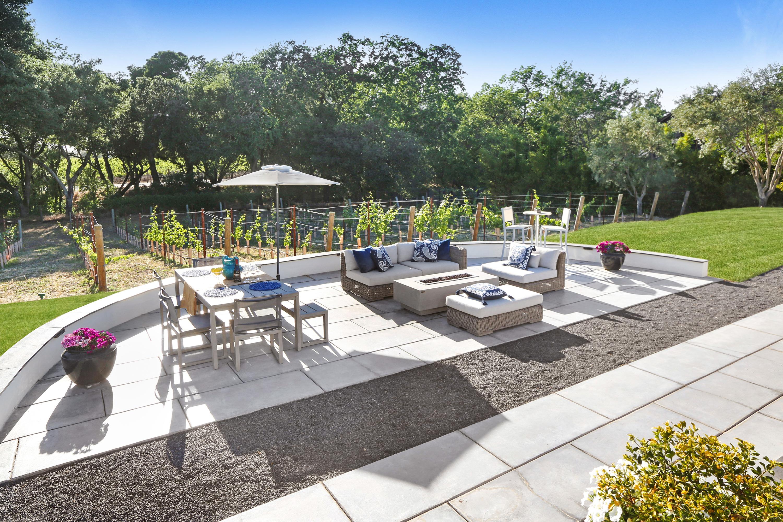 sonoma california landscape design
