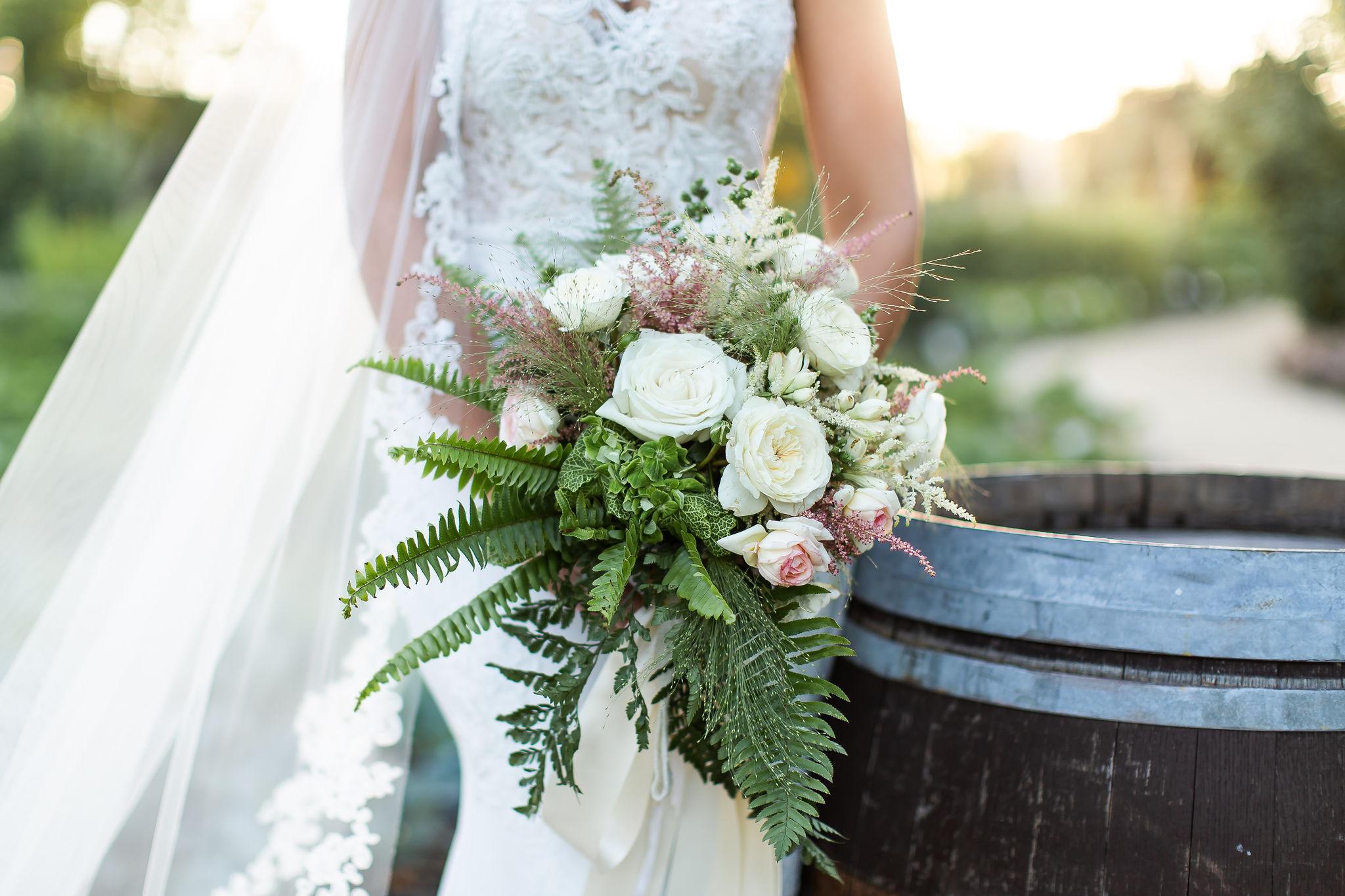 Long Meadow Ranch Wedding