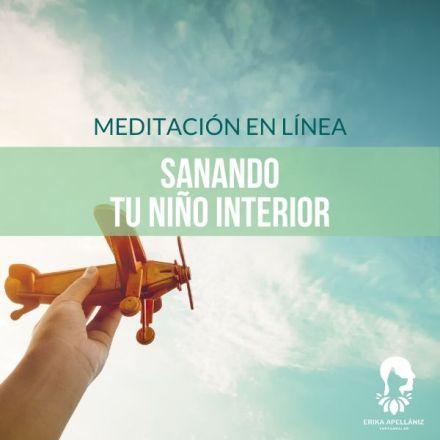 Meditación guiada en línea sanando tu niño interior