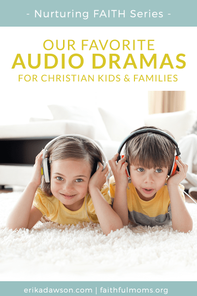 Great Audio Stories for Christian Kids and Families