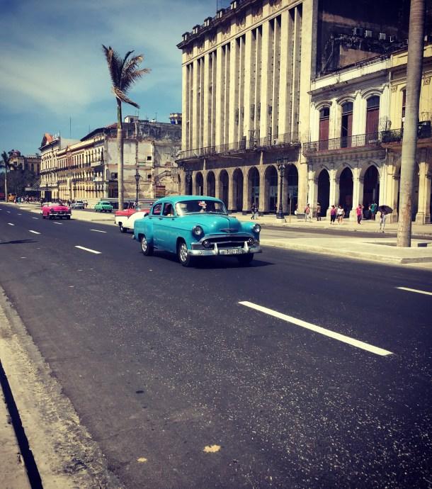 Traveling in Cuba Solo