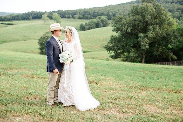 Mattie and Luke | Classy Country Wedding | Arkansas Wedding Photographer_0031