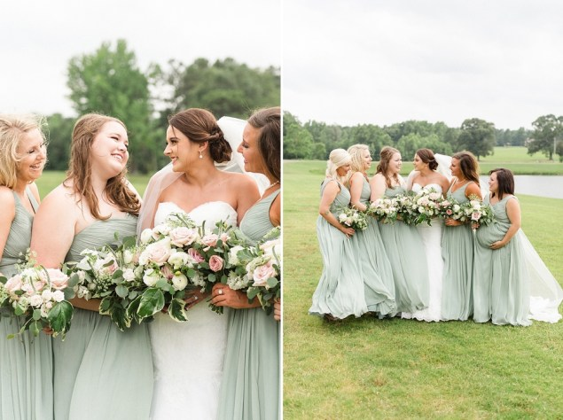 Jaycie and CJ's Wedding at The Barn at Pine Mountain in Quitman Arkansas || by Erika Dotson Photography_0020
