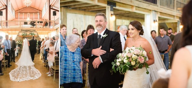 Jaycie and CJ's Wedding at The Barn at Pine Mountain in Quitman Arkansas || by Erika Dotson Photography_0035