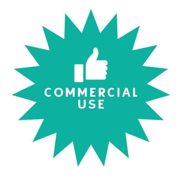 Commercial Use OK