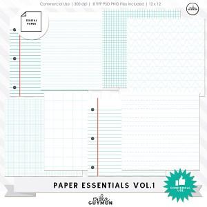 CU Paper Essentials Vol1