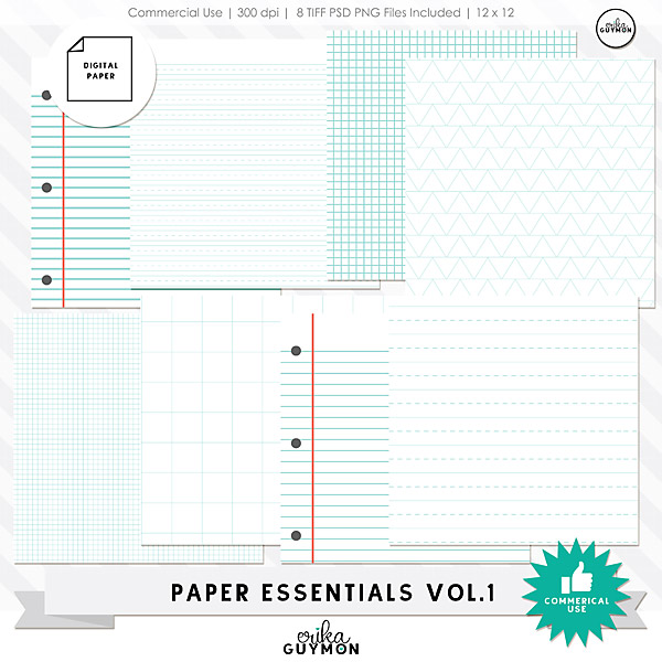 CU Paper Essentials Vol1