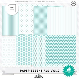 CU Paper Essentials Vol.2