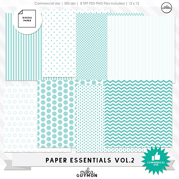 CU Paper Essentials Vol.2