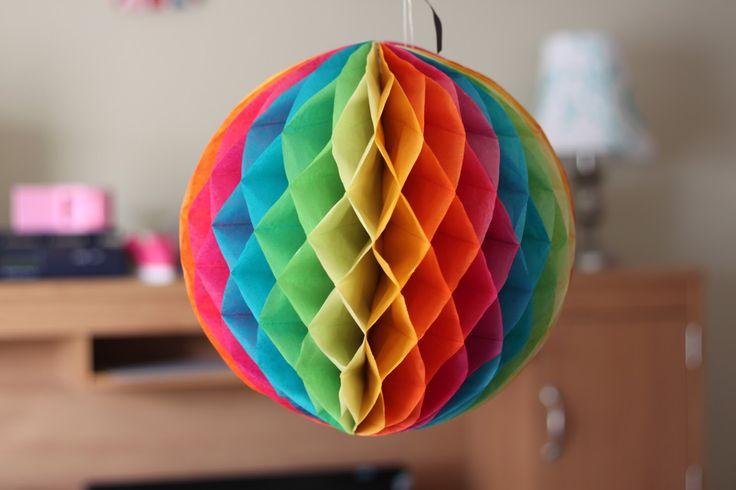 honeycomb pom pom frauleinh