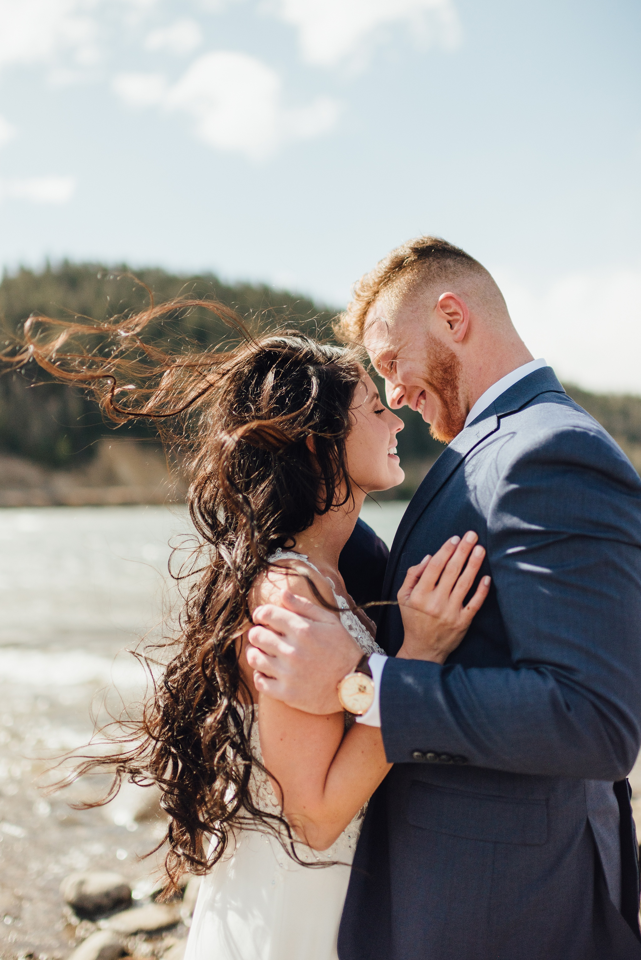 sapphire point elopement in dillon, colorado