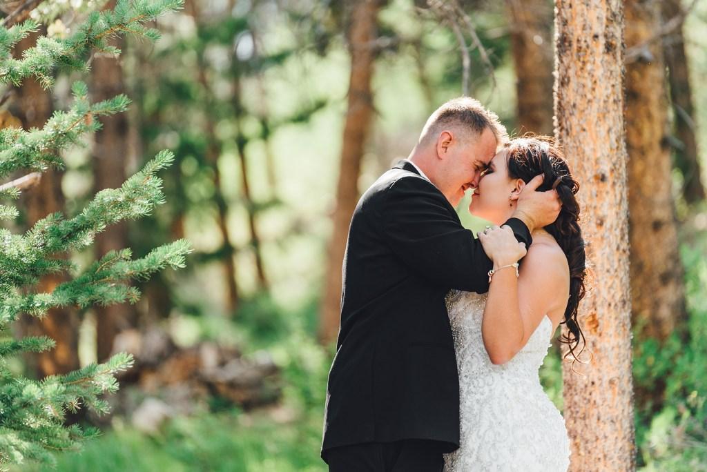 wedding in breckenridge, colorado