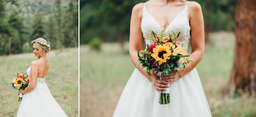 lis simon wedding dress