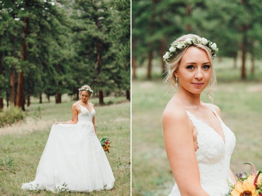 lis simon wedding dress, little white dress