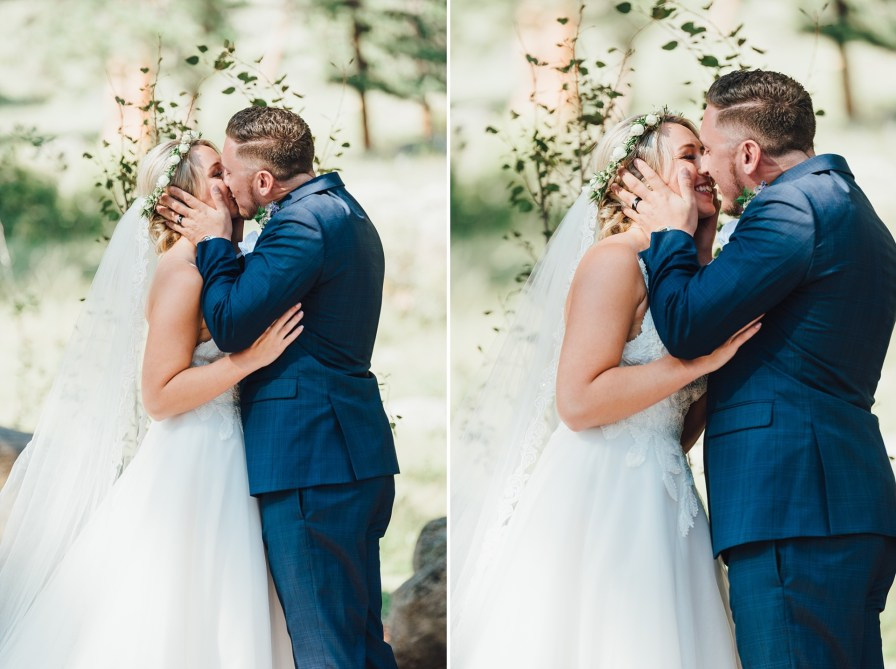 first kiss photos