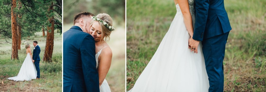 bride and groom portrait ideas