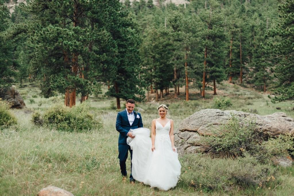 della terra mountain chateau august wedding