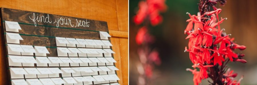 guest table number ideas