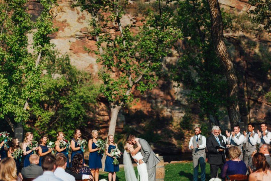 planet bluegrass wedding