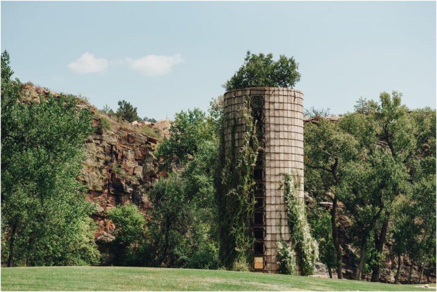 planet bluegrass water tower