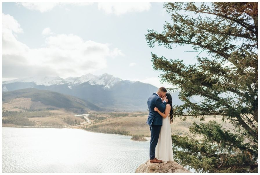 Elopement in the Rocky Mountains of Colorado
