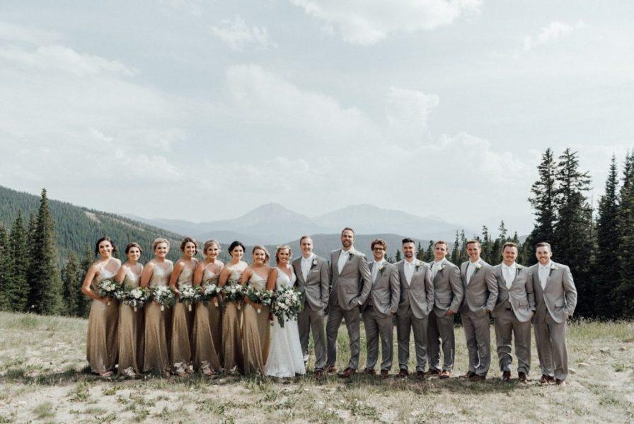 Wedding party photo ideas, Timber Ridge wedding, Keystone wedding