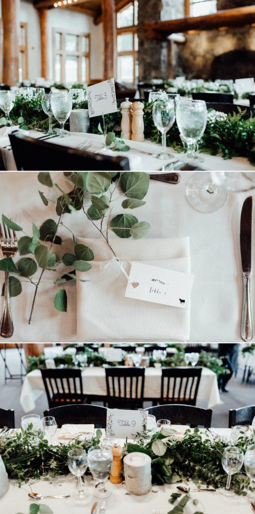 Greenery wedding centerpieces, eucalyptus greenery decorations, centerpiece ideas
